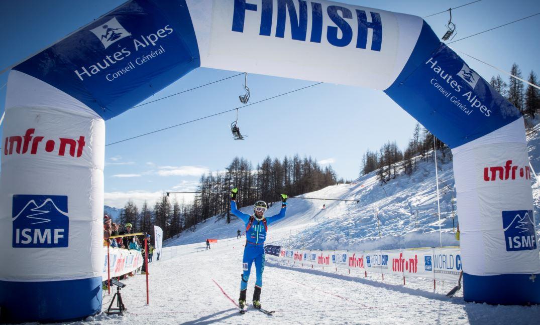 ISMF Puy: Antonioli si conferma leader e il Team Trab sempre sul podio!