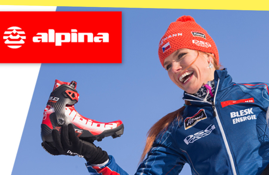 Ski Trab distributore Alpina per l' Italia