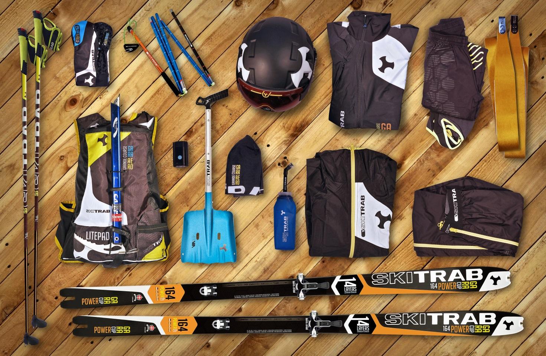 Ski Trab Training line: un pacchetto completo per un allenamento a tutta!