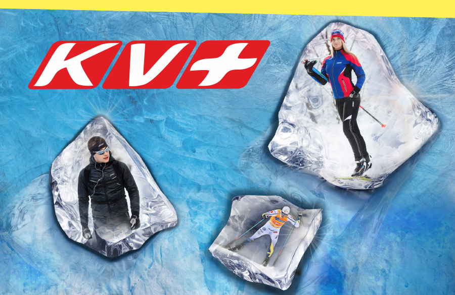 Ski Trab distributore KV+ per l' Italia