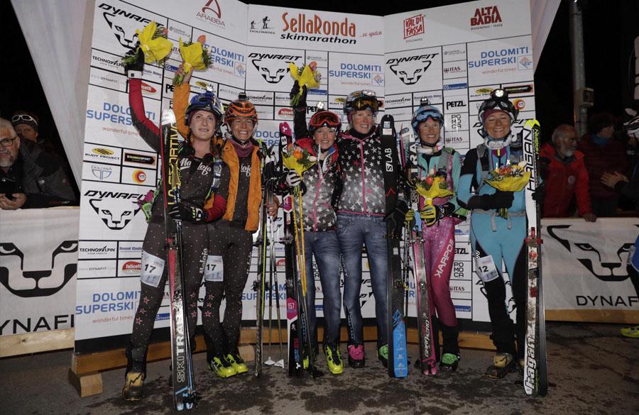 Sellaronda Skimarathon 2017