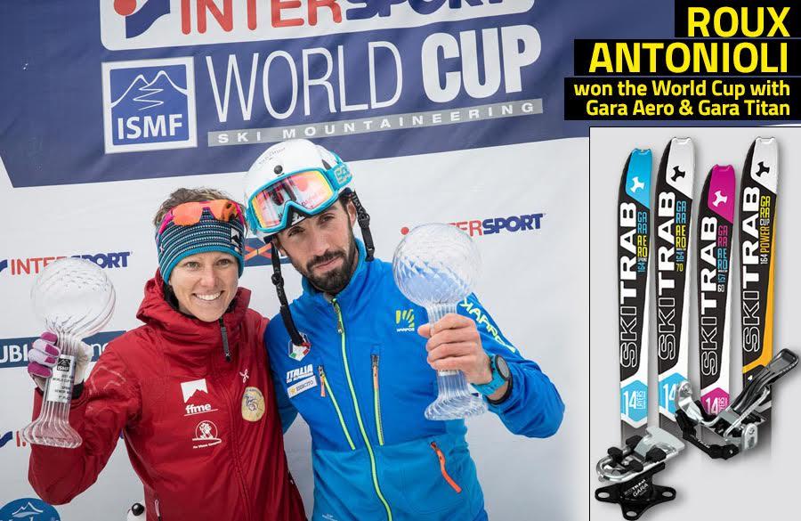 Coppa del Mondo Skialp Overal: vittoria di Robert Antonioli e Laetitia Roux
